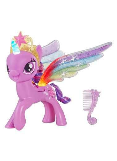 My Little Pony My Little Pony Gökkuşağı Kanatlı Twilight Sparkle Renkli